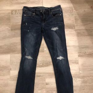 AE Jeans Woman's Size 10L